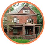 Wellness Works is located in a Victorian Home